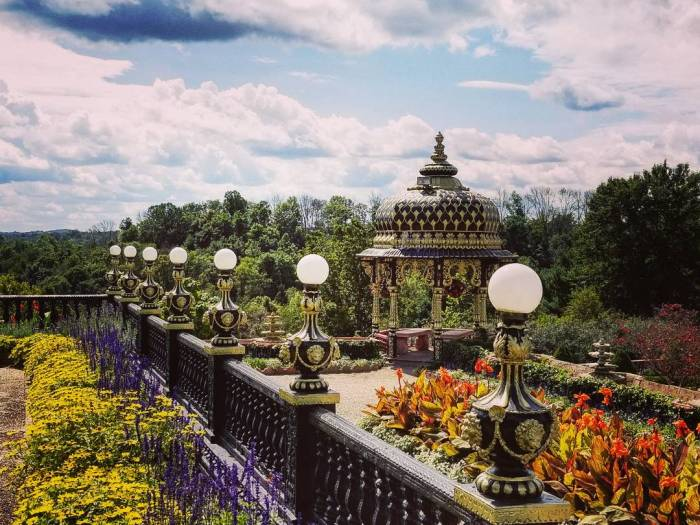 Prabhupada's Palace of Gold, West Virginia