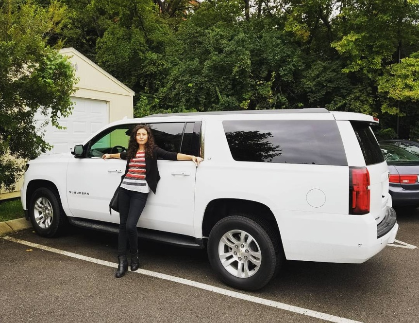 Y and the Hated Chevy Suburban
