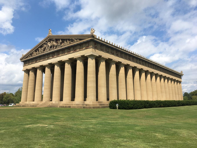 The Nashville Parthenon