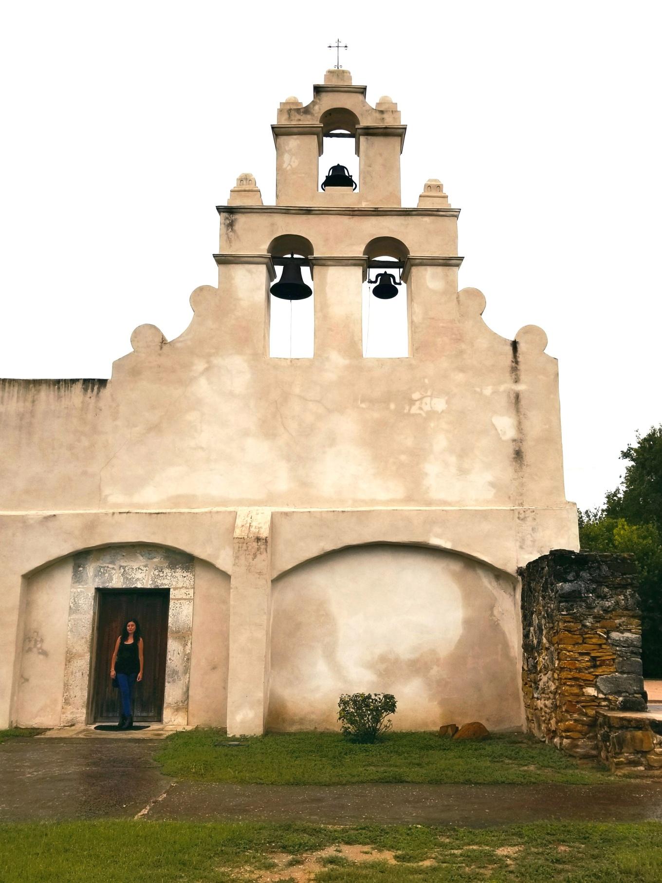 Mission San Juan Capistrano in San Antonio