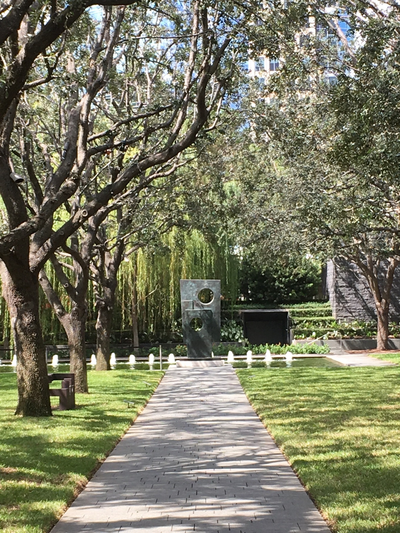 The Nasher Sculpture Center Garden