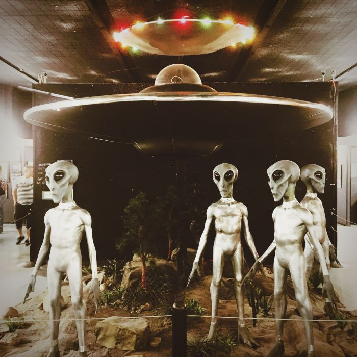 International UFO Museum and Research Center, Roswell, NM