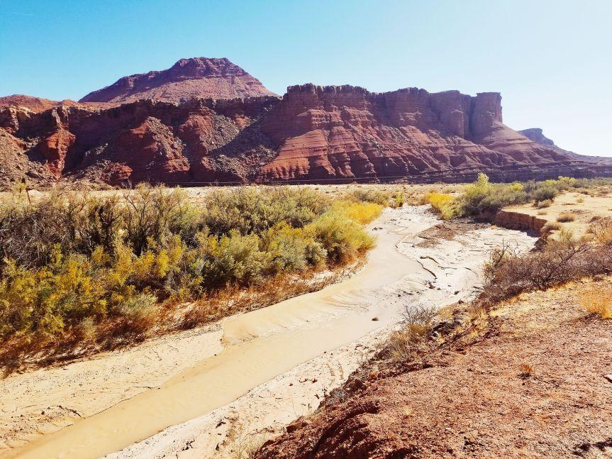 Paria River, Glen Canyon National Recreation Area