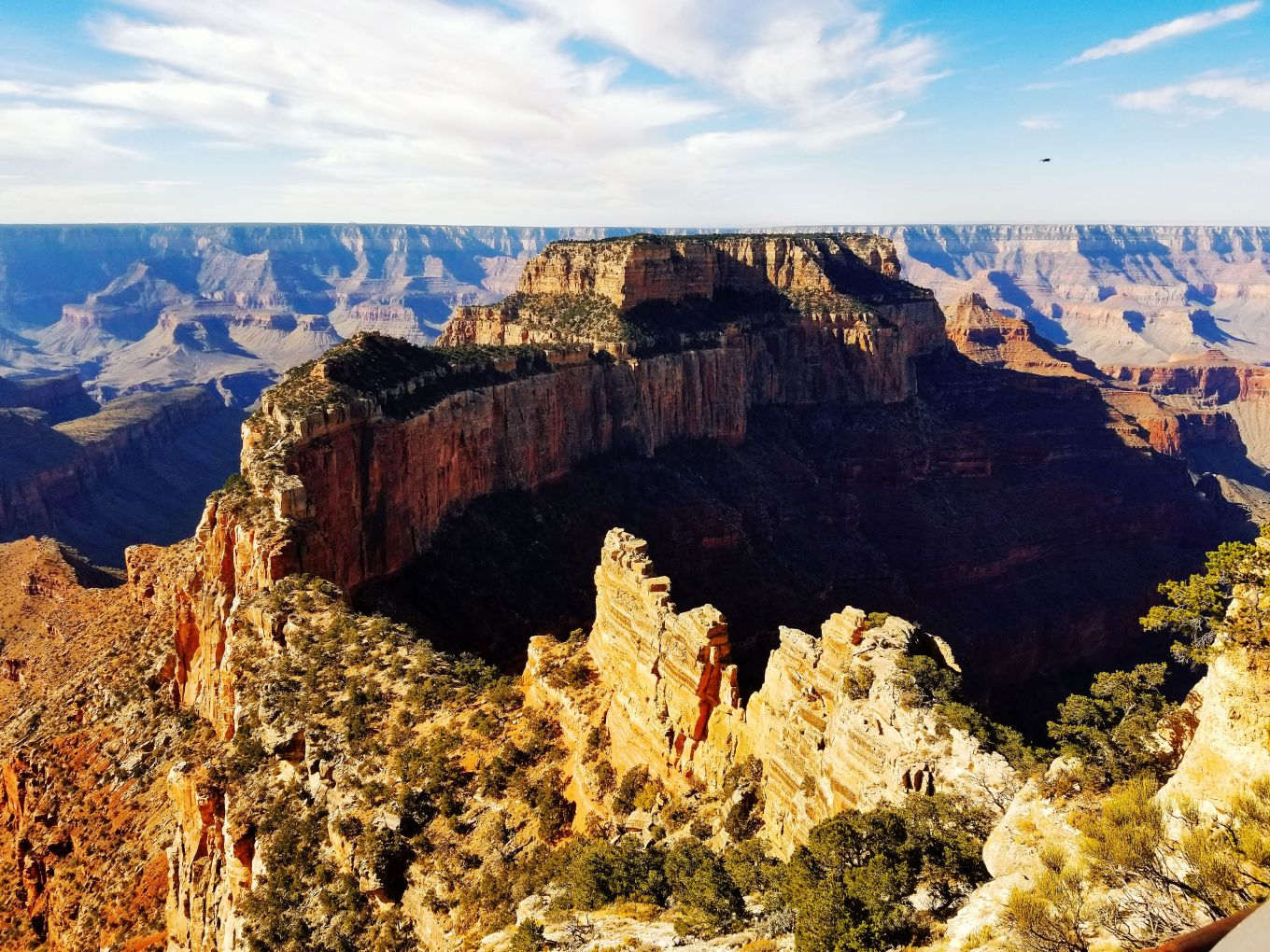 Wotan's Throne, Grand Canyon National Park - North Rim