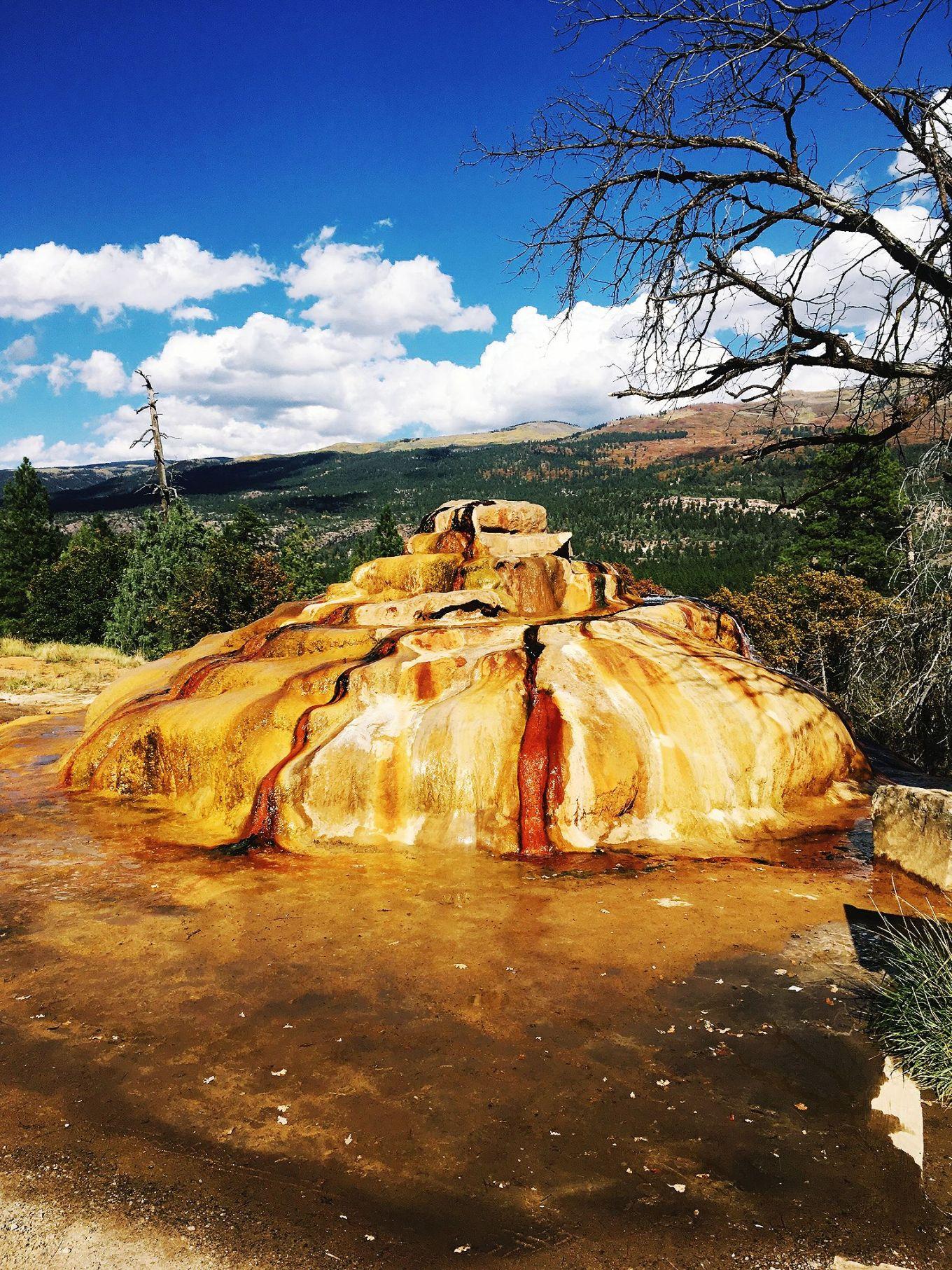 Pinkerton Hot Springs, Colorado Springs, CO