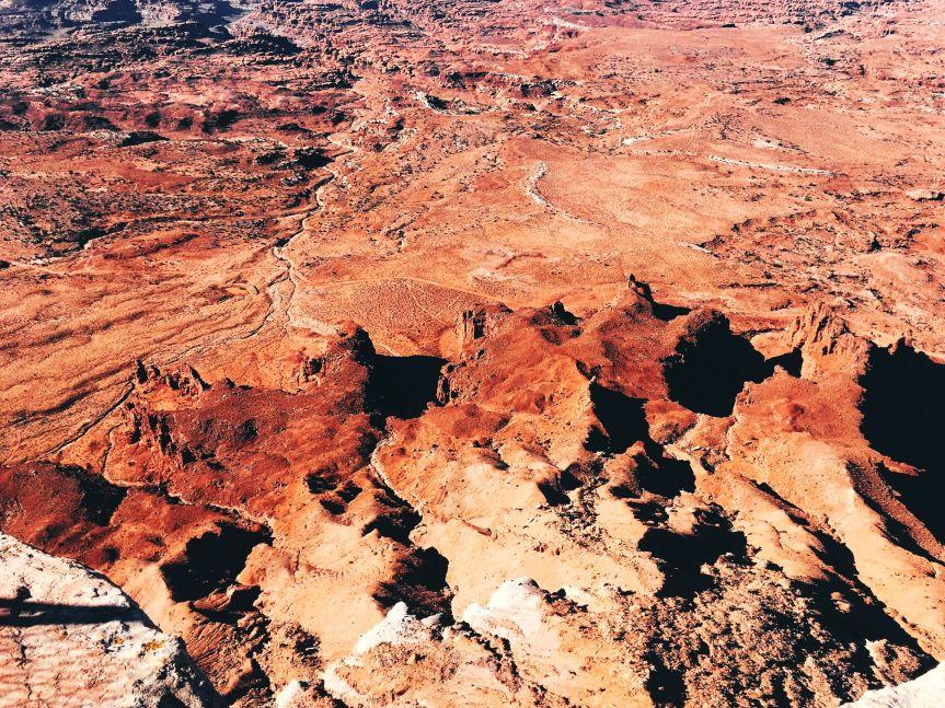 The Colorado River Basin, Canyonlands National Park
