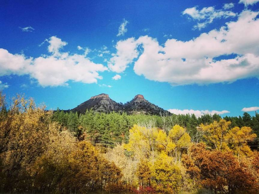Two Buttes, CO