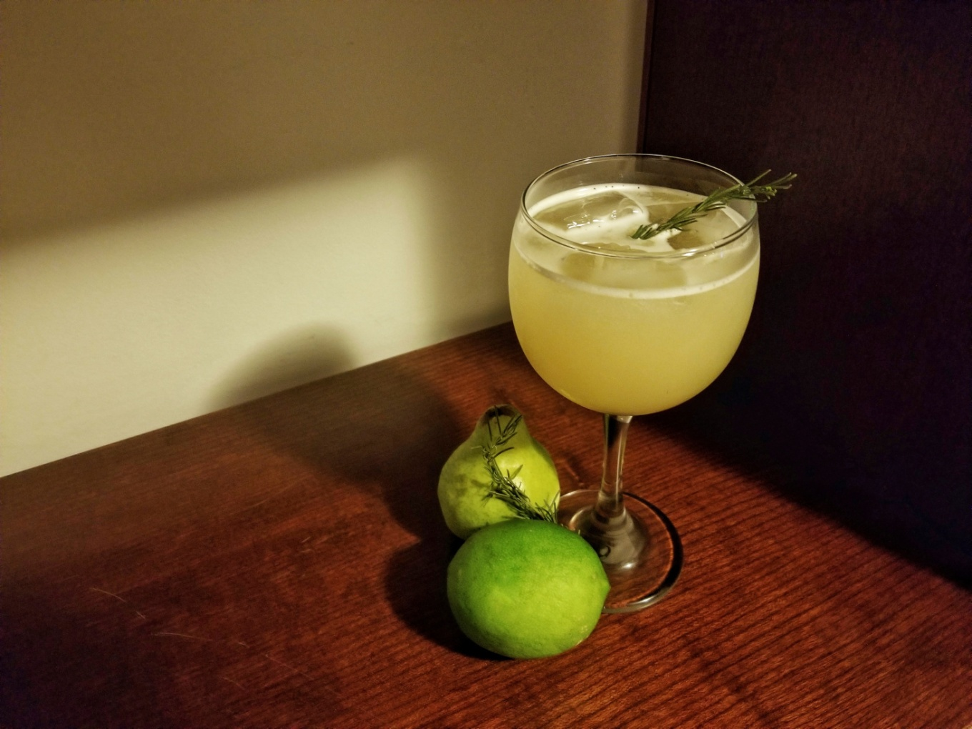 Sour Home Bartender