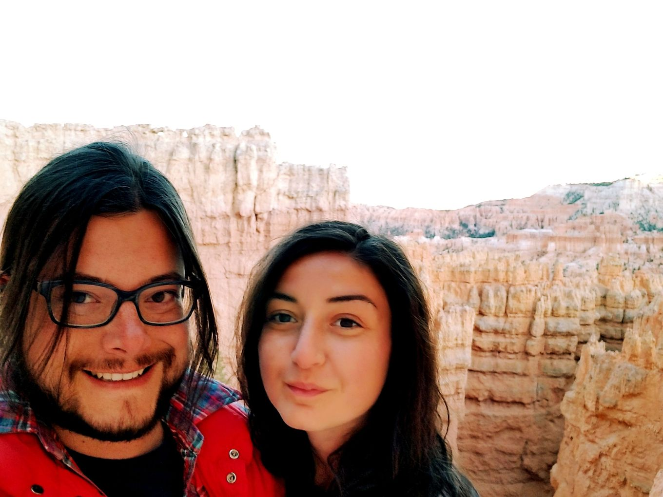 J and Y at Bryce Canyon National Park, UT
