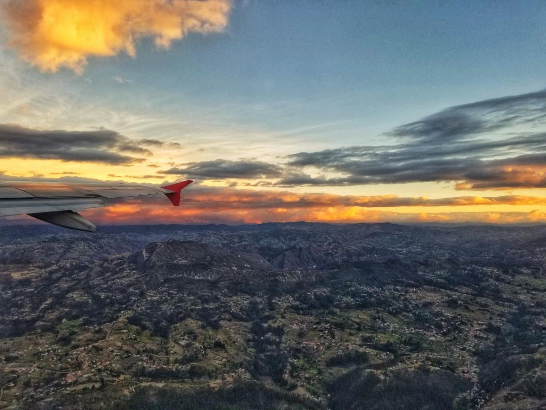 Cuenca Plane Ride