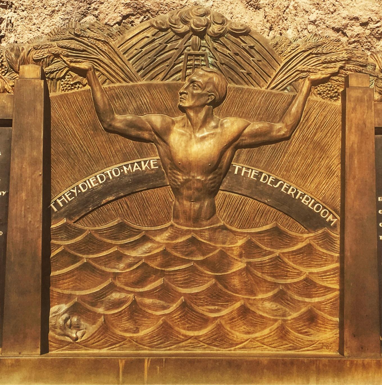 Hoover Dam Workers' Memorial
