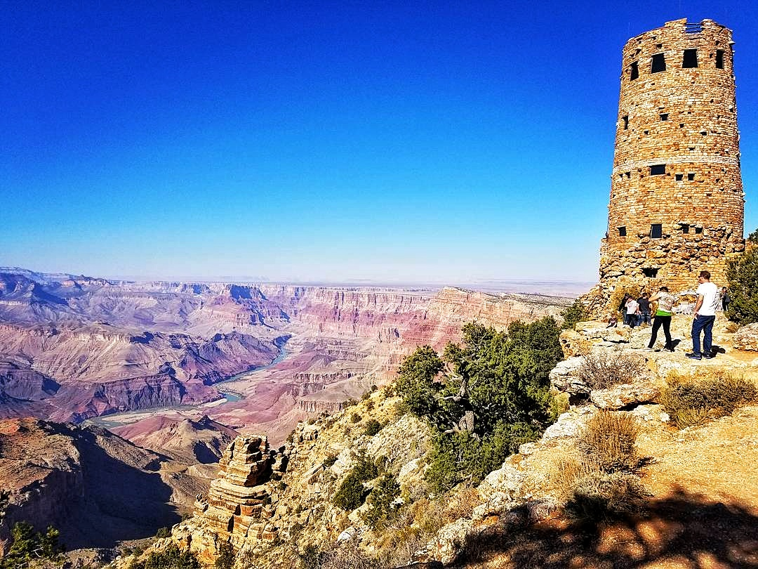 Desert Watchtower, Grand Canyon National Park, South Rim