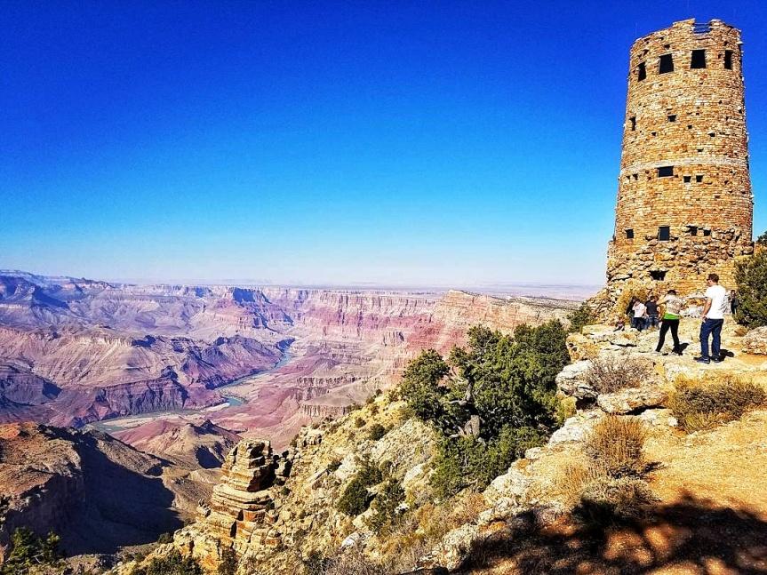 Desert Watchtower, Grand Canyon National Park, South Rim