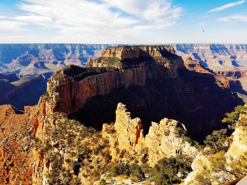 Wotan's Throne, Grand Canyon National Park North Rim