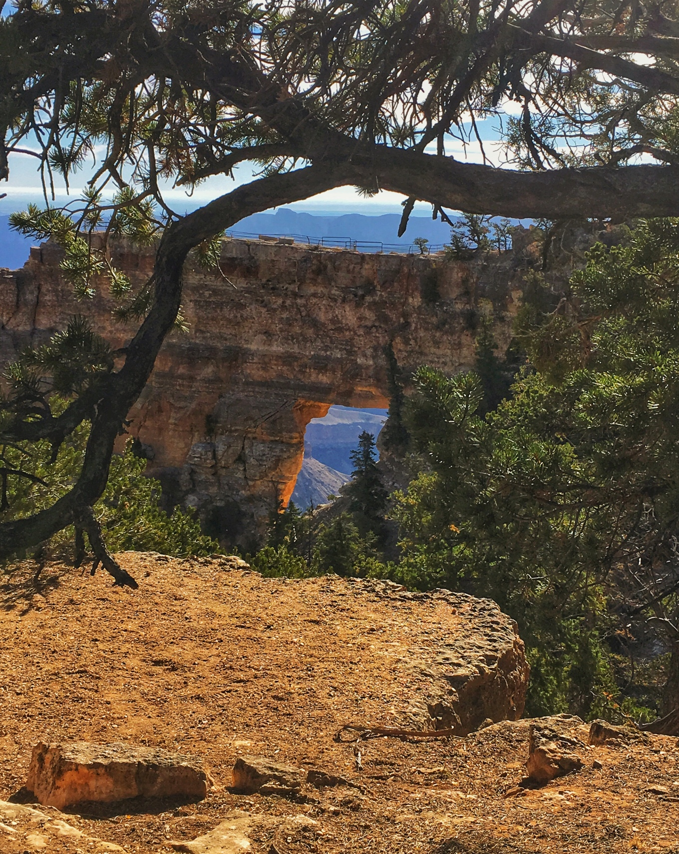 Angel's Window, Grand Canyon National Park North Rim