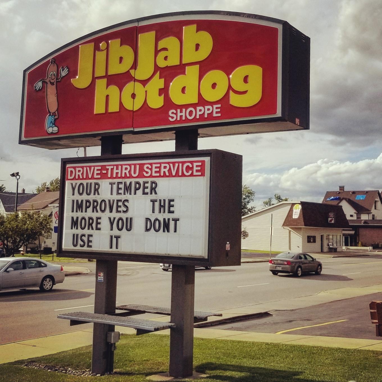 Jib Jab Hot Dog Shoppe, OH