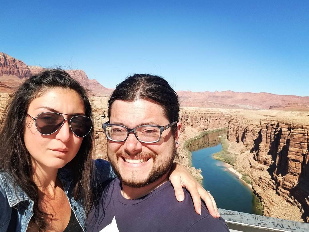 Navajo Bridge, Glen Canyon, AZ