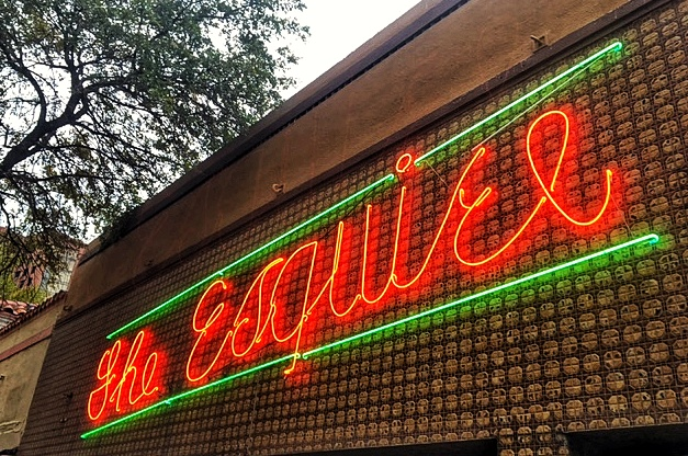 The Esquire Tavern San Antonio TX