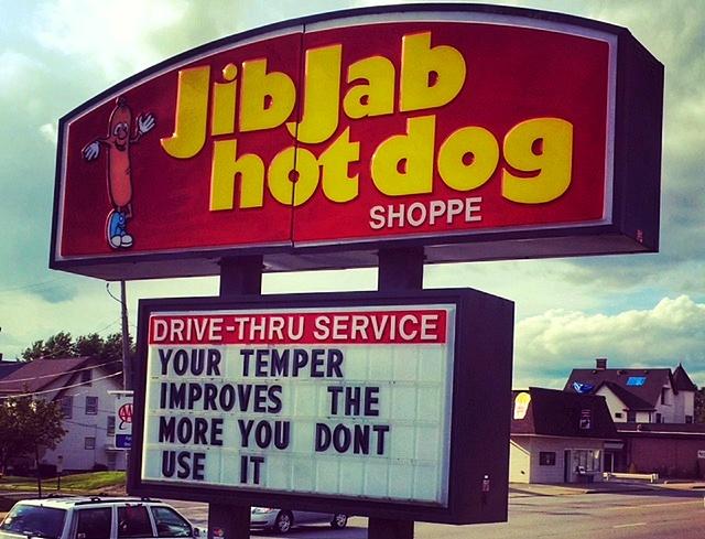 JibJab Hot Dog Shoppe Ohio