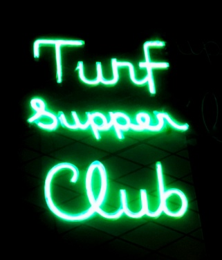 Turf Supper Club San Diego CA