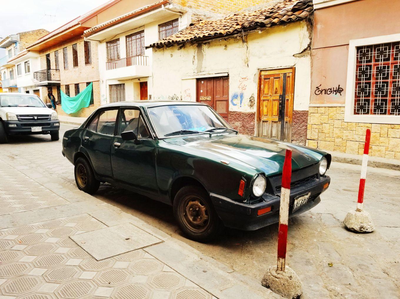 Vintage Car Cuenca, Ecuador