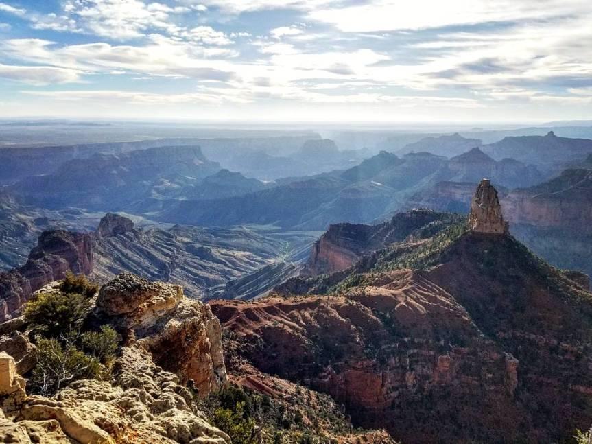 Point Imperial, Grand Canyon National Park - North Rim, AZ
