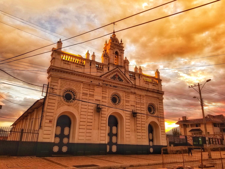 Corazón de Jesús, Cuenca, Ecuador