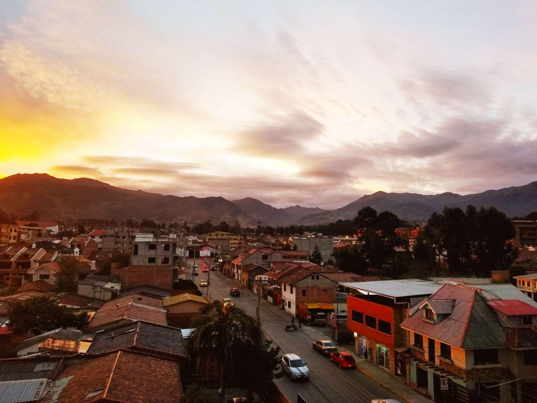 El Batán Sunset, Cuenca