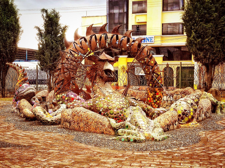 Parque el Dragón