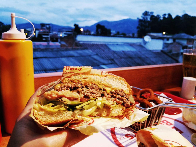 Bodhi Burger Smashburger
