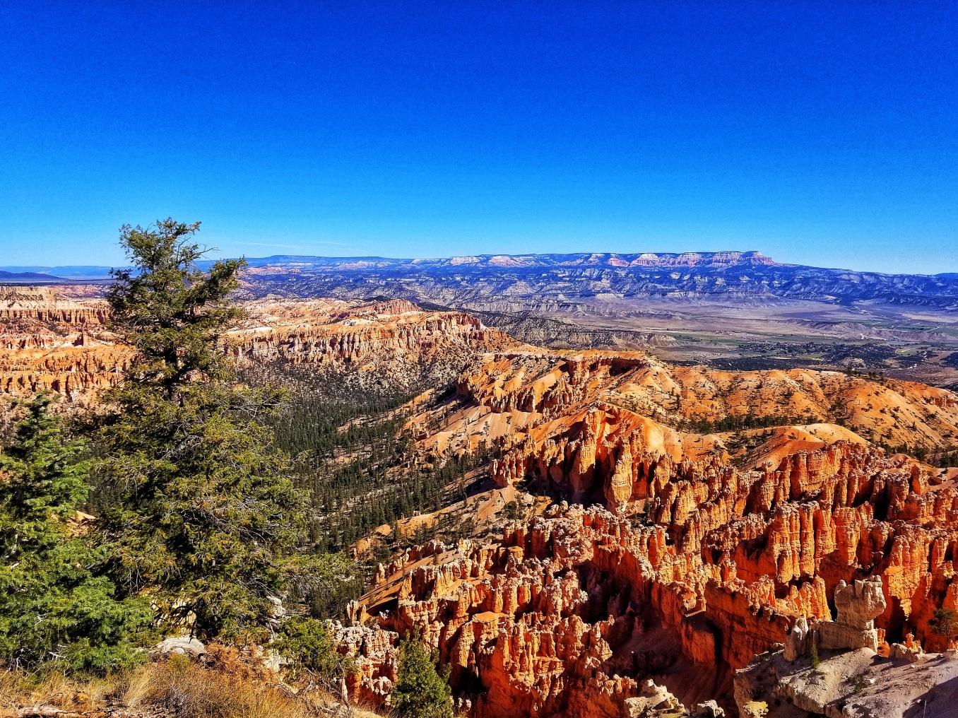 Bryce Canyon and Gran Escalante