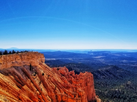 Bryce Canyon, overlooking Gran Escalante