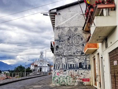 Calle Larga Graffiti