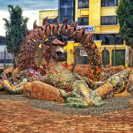 Dragon Park, Cuenca, Ecuador