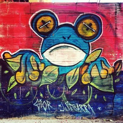 Street Frog