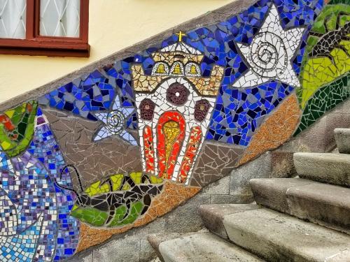 Iglesia Mosaic, Cuenca, Ecuador