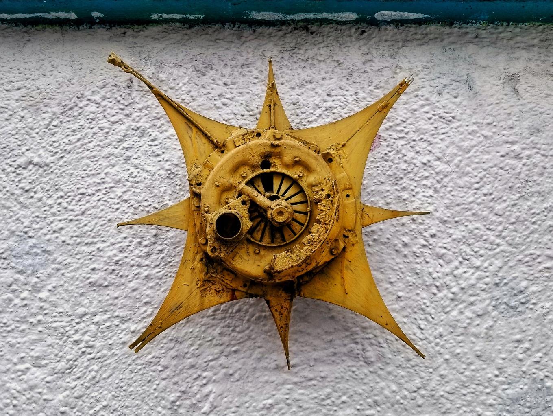 Installation Art, Cuenca, Ecuador