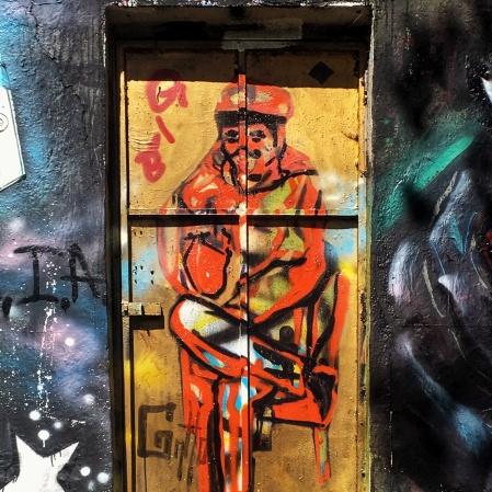 Punk Door, Cuenca, Ecuador